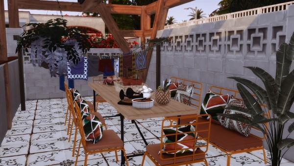 Ideassims4 art: 102 Casa Adosadas