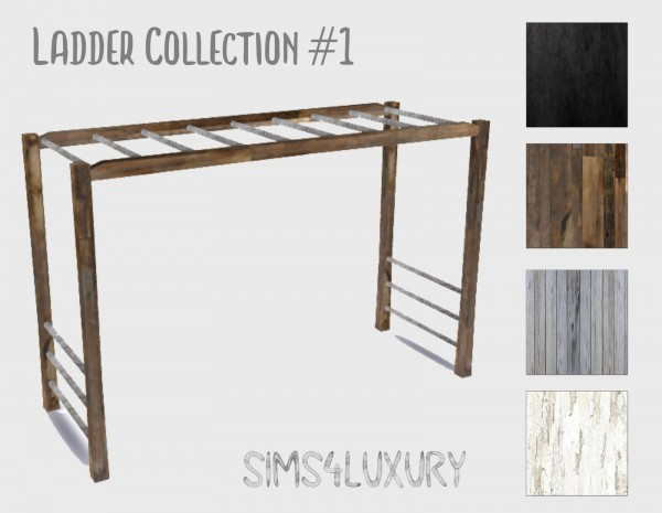 Sims4Luxury: Ladder Collection 1