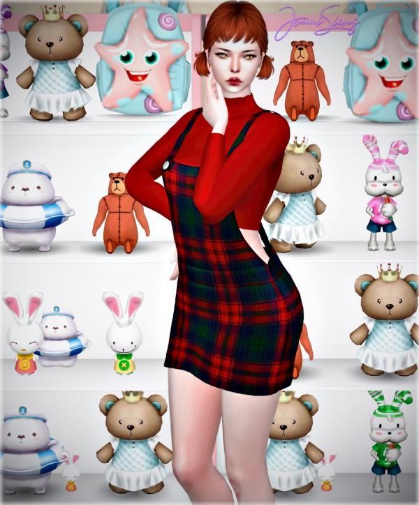 Jenni Sims: Clutter Decorative (6Items)