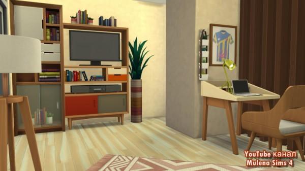 Sims 3 by Mulena: Tiny House