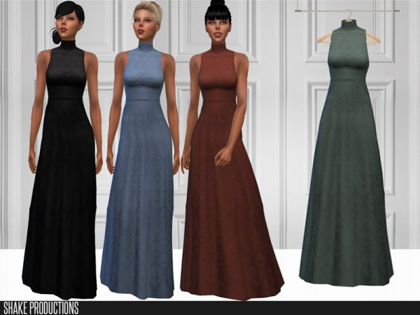 The Sims Resource: 367   Gown by ShakeProductions