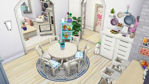 Aveline Sims: 100 Baby Chalenge Apartament