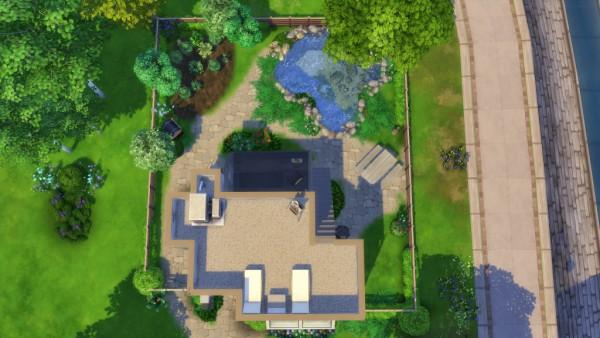 Ihelen Sims: Mini house by fatalist