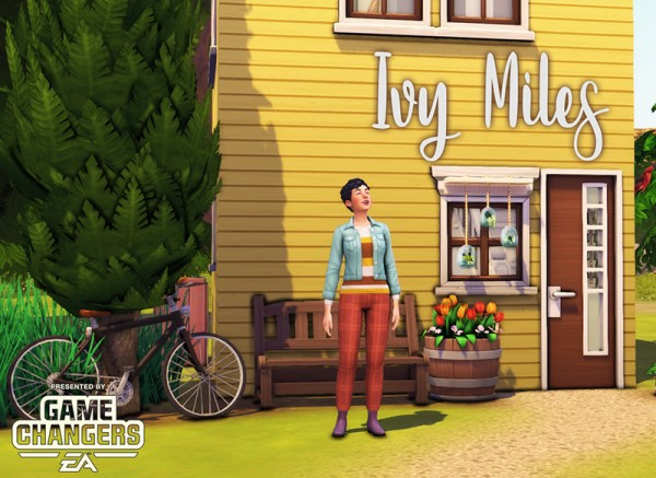 Miss Ruby Bird: Tiny Living Sim For A Micro Home