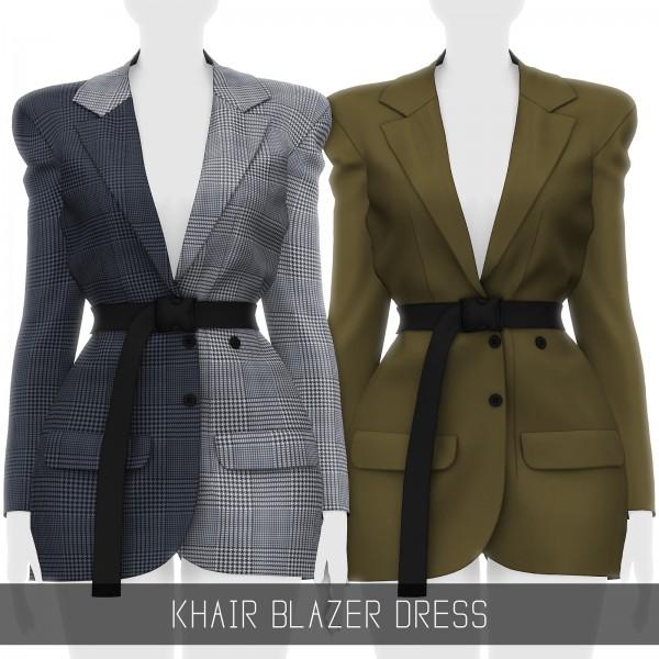 Around The Sims 4: Khair Blazer dress