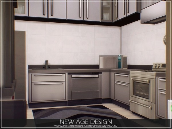The Sims Resource: New Age Design by MychQQQ