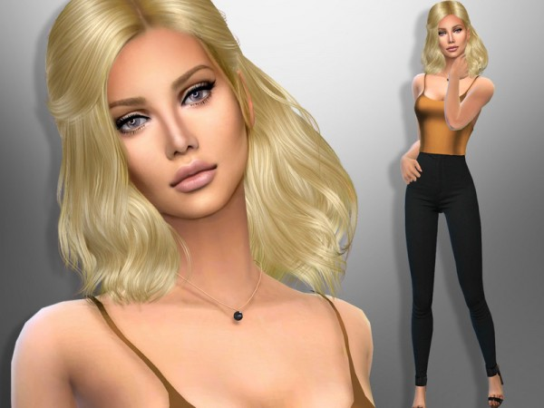 The Sims Resource: Jewel Parson by divaka45