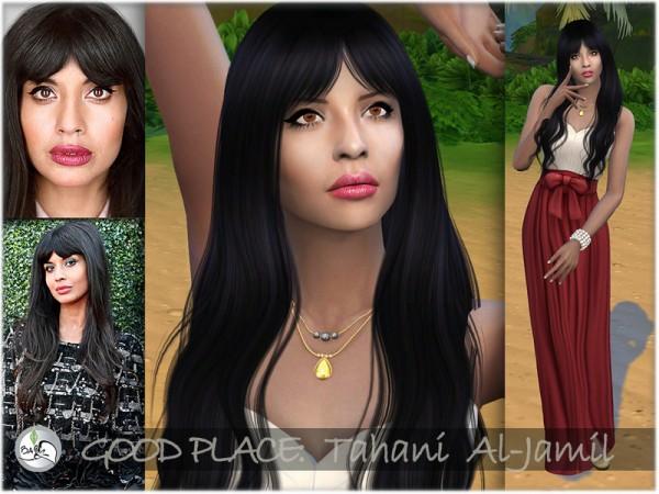 The Sims Resource: The Good Place   Tahani Al Jamil by BAkalia