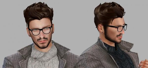 Hoanglap Sims: Cabelo Cortez Hair