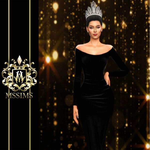 MSSIMS: Miss Universe 2006 Crown