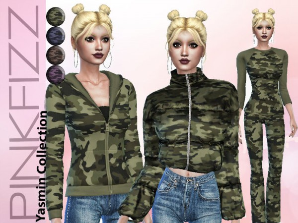 The Sims Resource: Yasmin Collection by Pinkfizzzzz