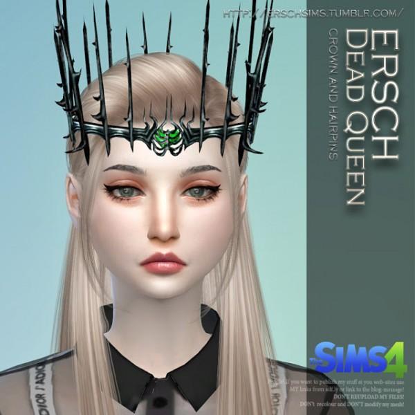 ErSch Sims: Dead queen set