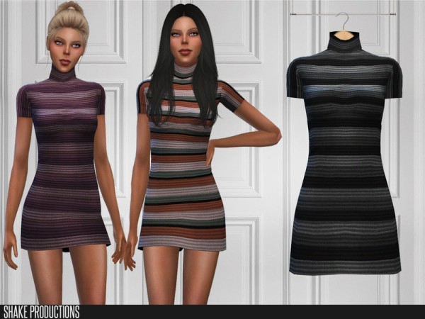 The Sims Resource: 369   Dress by ShakeProductions