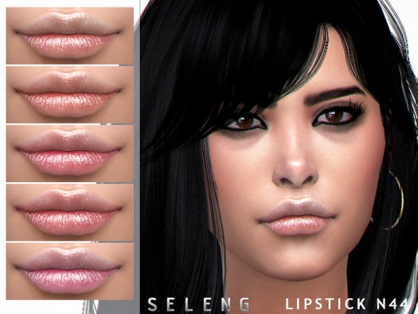 The Sims Resource: Lipstick N44 by Seleng