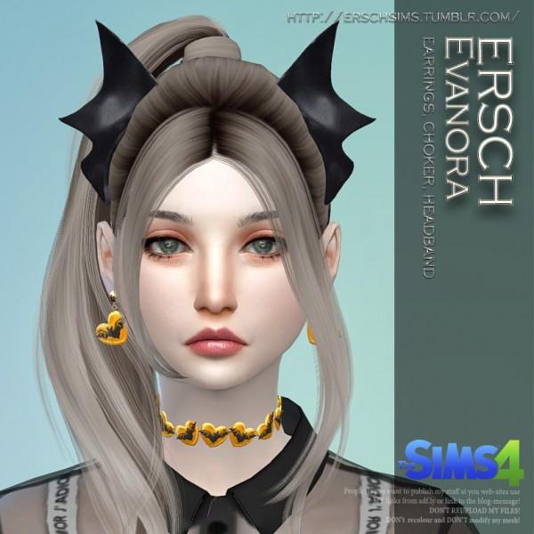 ErSch Sims: Evanora Set