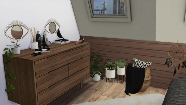 Models Sims 4: Bibi bedroom