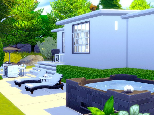 The Sims Resource: Modern Living   Nocc by sharon337