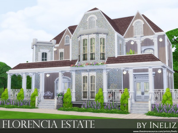 The Sims Resource: Florencia Estate by Ineliz