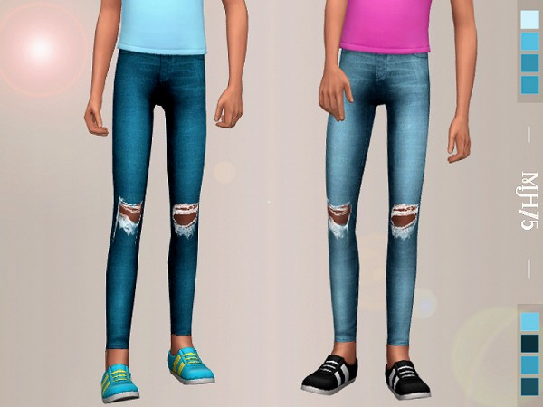The Sims Resource: Petra Jeans by Margeh 75