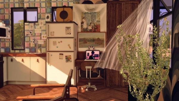 Ideassims4 art: 101 Yoga Shack Tiy Home