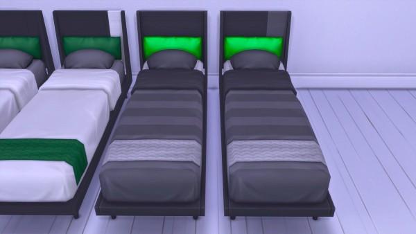 Mod The Sims: Tiny Living Space Saving Single  8 Recolors by Splendiferous Sims