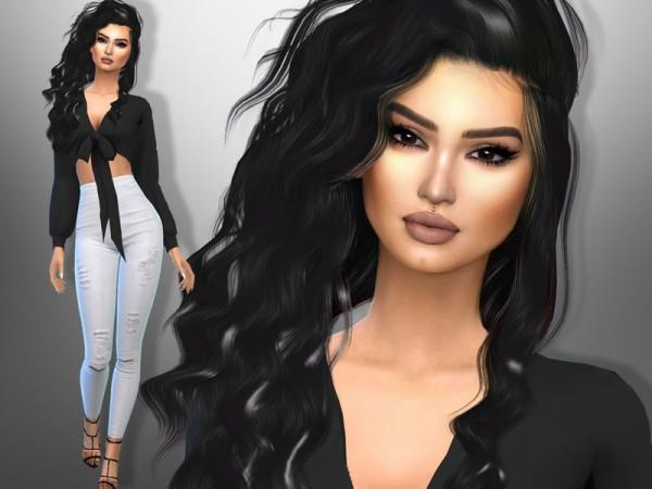 The Sims Resource: Samanta Karavella by divaka45