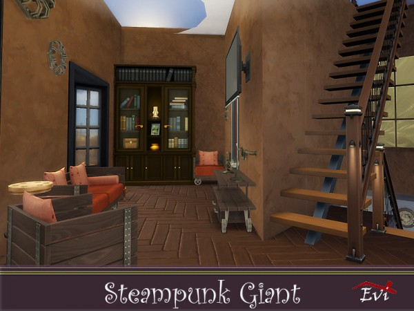 The Sims Resource: Steampunk Giant by evi