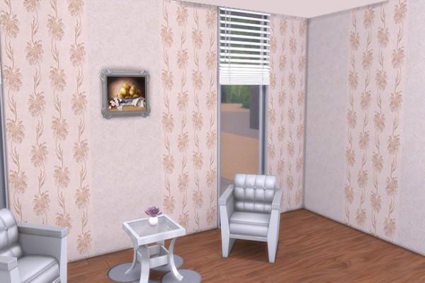 Blackys Sims 4 Zoo: Jennifer Wallpaper 1 by sylvia60