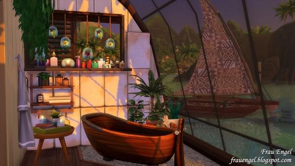 Frau Engel: Houseboat Little Dream
