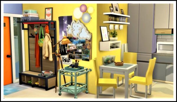 Agathea k: Simkea   Sunny Kitchen