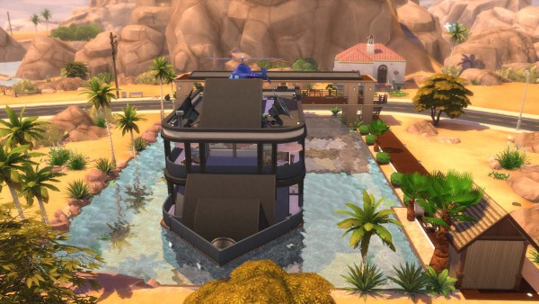 Mod The Sims: The Yatch Paradise by tsukasa31