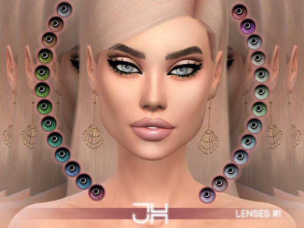 The Sims Resource: Eyes N58 by Seleng