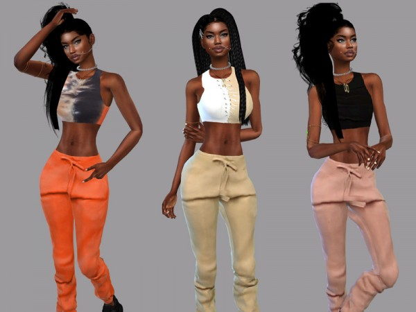 The Sims Resource: Stole your Boyfriend Set   Pants by Teenageeaglerunner