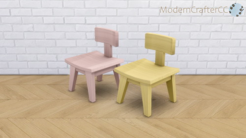 Modern Crafter: 4 Chair in the Corner Recolour