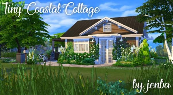 Jenba Sims: Tiny Coastal Cottage