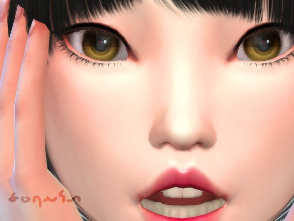 The Sims Resource: Radio Eyes by Saruin