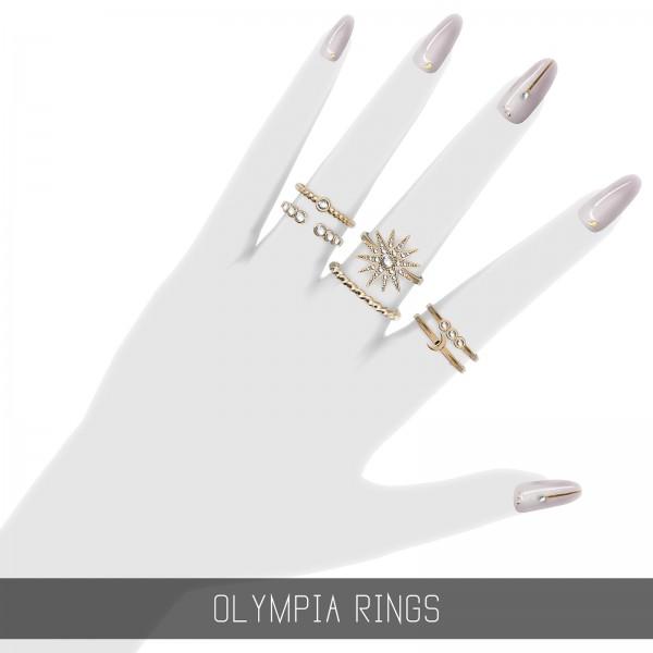 Simpliciaty: Olympia Rings