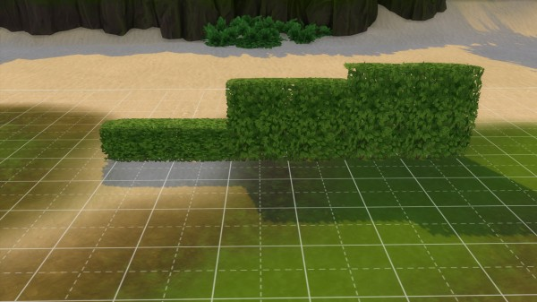 Mod The Sims: Short Hedge by skinyafter5