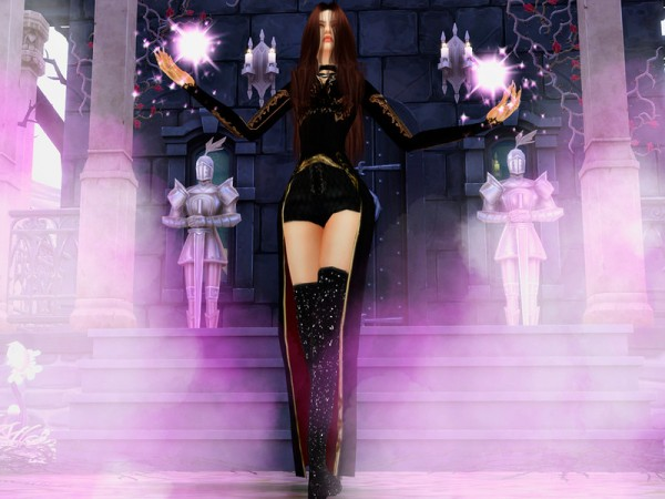 The Sims Resource: Magic Pose Pack by Vane