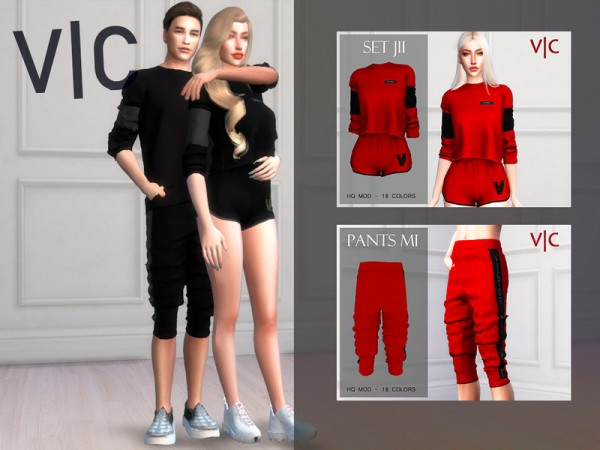 The Sims Resource: T Shirts MI by Viy Sims
