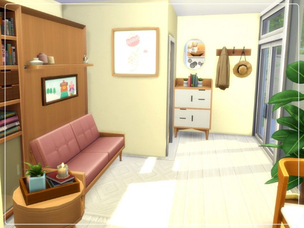 The Sims Resource: Windenburg Micro Home by Summerr Plays