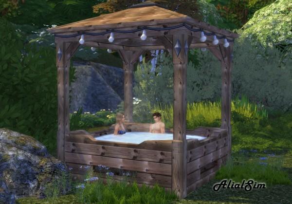 Alial Sim: Hot Tub