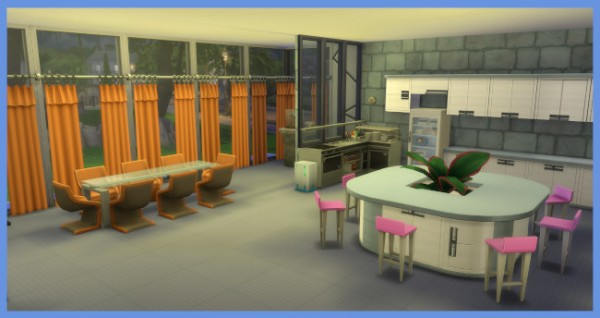 Blackys Sims 4 Zoo: Alien Reservation by Kosmopolit