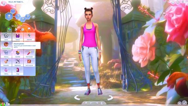 Mod The Sims: Claustrophobic Traits by Splendiferous Sims
