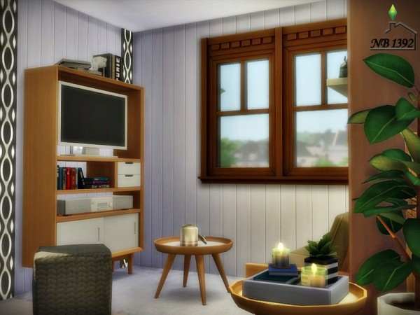 The Sims Resource: Wooden Cabin (No CC!) by nobody1392