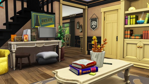 Aveline Sims: Britechester University Housing