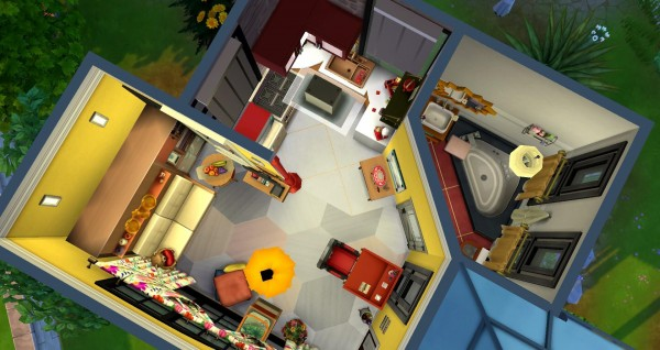Luniversims: Small Modernity by Coco Simy