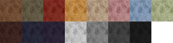 Gorilla: Belted Fur Dress
