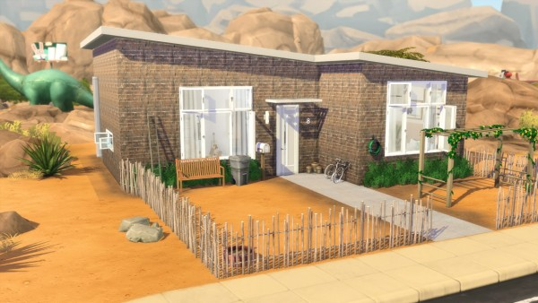 Models Sims 4: Nookstone Make Over House