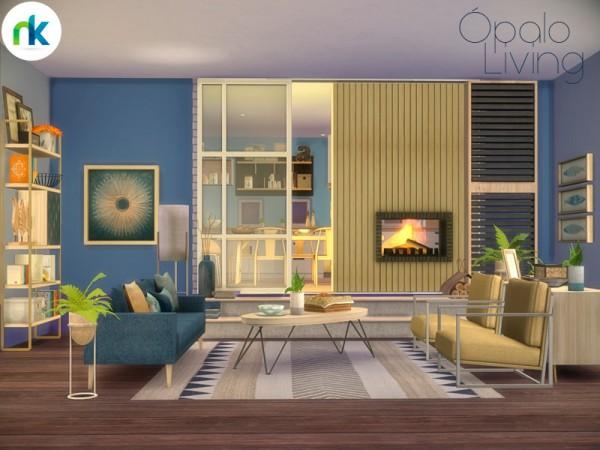 The Sims Resource: Opalo Living by Nikadema